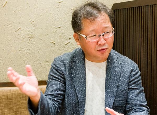 田中社長について